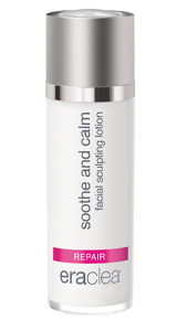 soothe and calm facial sculpting lotion